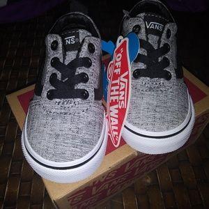 Vans Shoes - Brand new Toddler Boys Vans size 4